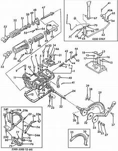 Ford 4000 Fuel Diagram