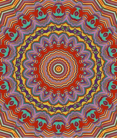 Gifs Mandalas Psychedelic Spirituality Aladdin Trailer