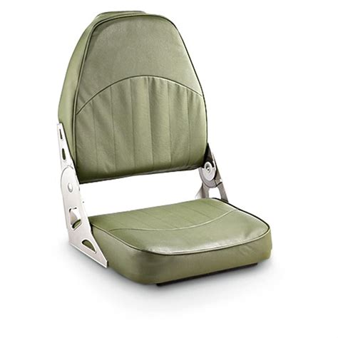 Boat Seats High Back by High Back Boat Seat 209458 Fold Seats At