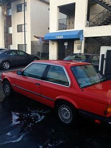 1984 Bmw 318i Henna Red  5 Spd  Sunroof  2 Door  Original