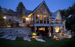 Haus Amerikanischer Stil : im gotischen stil dieses haus wurde in gotischem und klassisch normannischem stil designed ~ Frokenaadalensverden.com Haus und Dekorationen