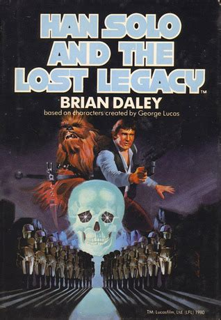 han solo   lost legacy  brian daley reviews