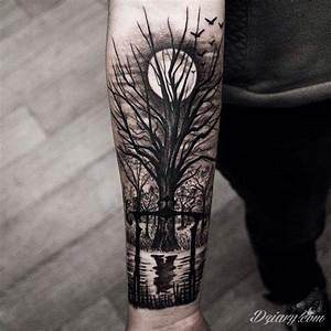 Baum Tattoo Bedeutung : tatua e drzewo wzory i galeria tatua y ~ Frokenaadalensverden.com Haus und Dekorationen
