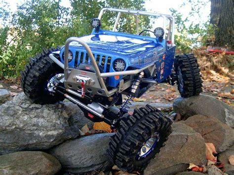 1000+ Ideas About Rc Rock Crawler On Pinterest