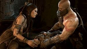 Kratos Almost Fought Alongside His Wife in God of War - OnlySP