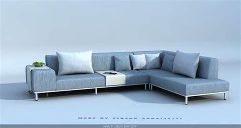 modern style sofa model millions vectors stock