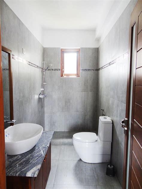 Modern Bathroom Design In Sri Lanka by Architect Damith De Silva S Projects Residence In