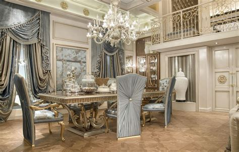 Luxury Furniture : Luxury Dining Table Sets