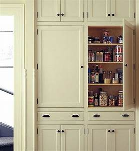 Built in pantry kitchens pinterest for Built in kitchen pantries
