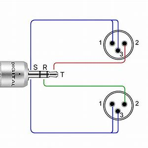 Audio Xlr Wiring Diagram