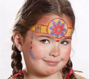Modele Maquillage Carnaval Facile : pocahontas grim 39 tout children face painting ~ Melissatoandfro.com Idées de Décoration