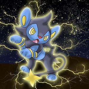 404. Luxio by aWWEsomeSoph on DeviantArt