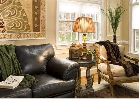 15 Cool And Decorative Table Lamp Ideas For A Living Room