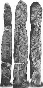 Rune Stones From Sk U00e5ne  Halland And Blekinge