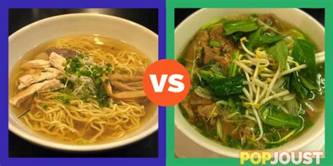 Ramen Vs Pho  Which Is The Better Noodle Soup? Vote
