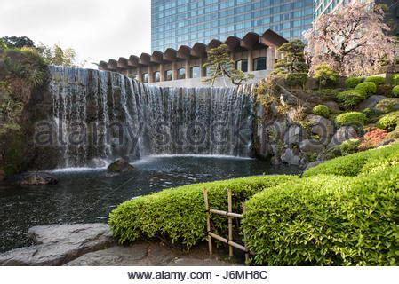 Japanischer Garten Los Angeles by Wasserfall Im Garten Japanischer Garten Portland