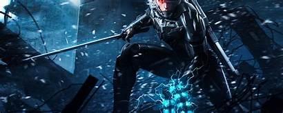 Metal Gear 4k Rising Solid Wallpapers Resolution