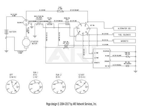 Troy Bilt Bronco Electrical Wiring Diagram by Troy Bilt 13bc26jd211 2013 Tb30 R Neighborhood Rider