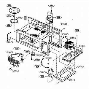 Kenmore 72180002401 Microwave  Hood Combo Parts