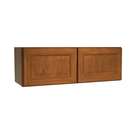 Hton Bay Oak Cabinet Doors by Hton Bay Assembled 54x24x12 In Stratford Wall Cabinet