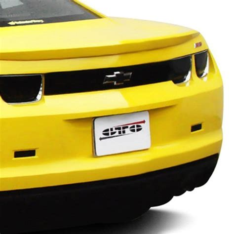 chevy camaro tail light covers gts chevy camaro 2010 blackouts tail light and center