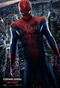 The Blot Says...: The Amazing Spider-Man Teaser Movie Posters