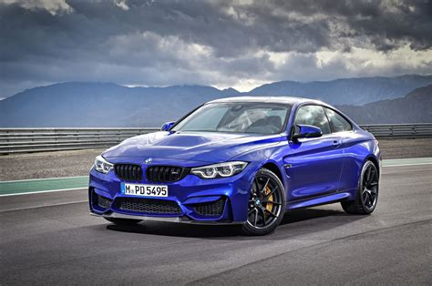 Bmw M4 Cs Delivers 454 Hp, Will Come To U.s.