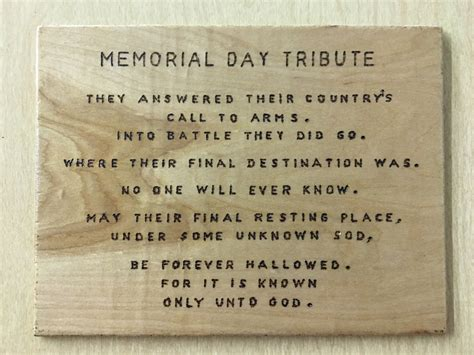 Memorial Day Tribute | The American Legion Centennial ...