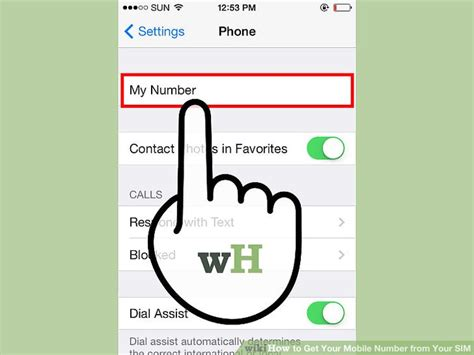 How To Get A Mobile Number by 7 Ways To Get Your Mobile Number From Your Sim Wikihow