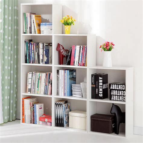 And Bookshelf by 3 4 Shelf Bookcase Adjustable Bookshelf Furniture Home