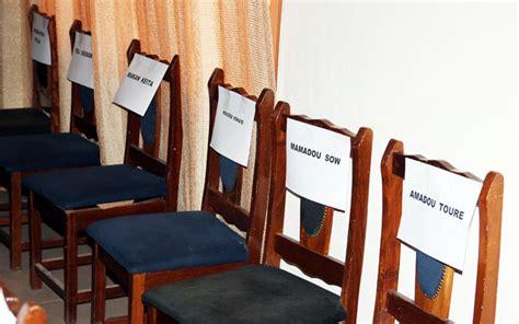 crise de la chaise vide mali le président de la femafoot a la clôture de l ag