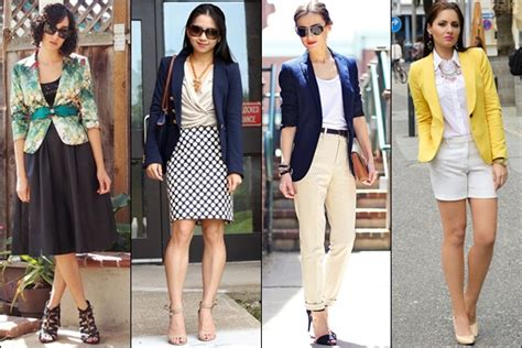 What To Wear With Blazer For All Different Occasions