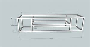 Plan De Meuble : construire un meuble tv en bois maison et mobilier d 39 int rieur ~ Melissatoandfro.com Idées de Décoration