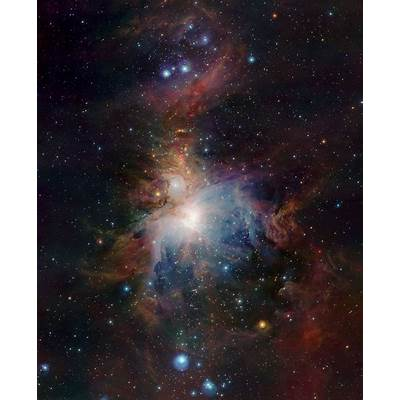 New Telescope Captures Dazzling Image of Orion NebulaWIRED
