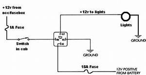 Running 2 55w Lights    What Amp Fuse And How To Run A