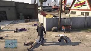 GTA V GANG FIGHT - YouTube
