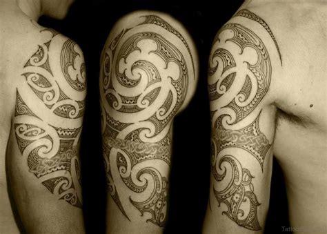 57 Magnifying Viking Tribal Shoulder Tattoos