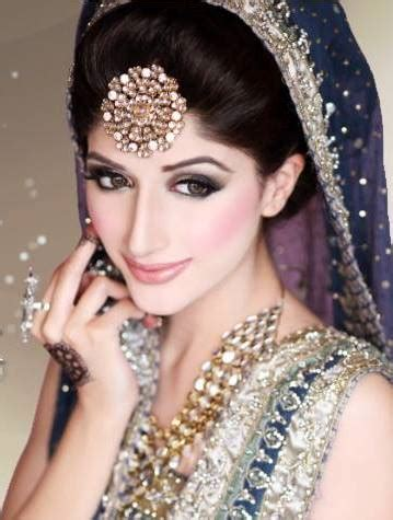 latest  pakistani bridal makeup tips ideas basic