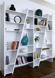 étagère Murale Bibliothèque : temahome delta 4 bibliotheque etagere design blanc laque mat ~ Teatrodelosmanantiales.com Idées de Décoration