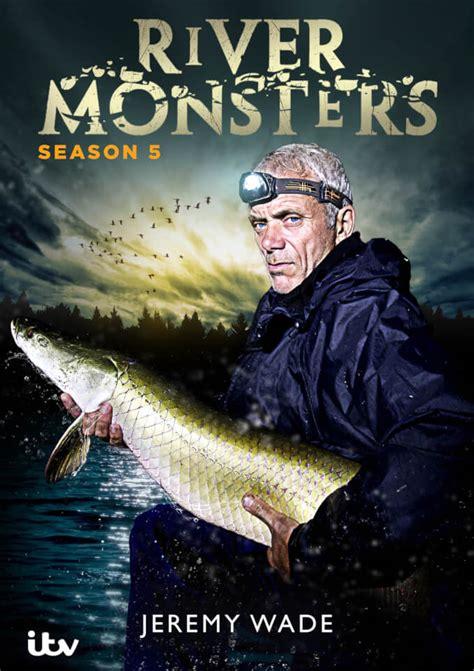 river monsters series  dvd zavvi