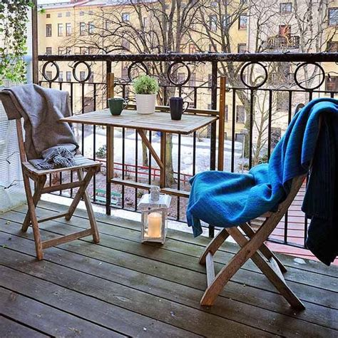 45 Cool Small Balcony Design Ideas DigsDigs