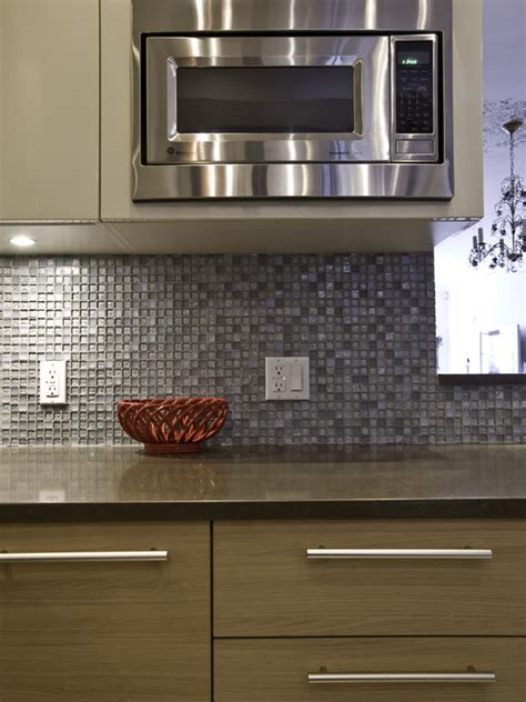 mosaic tile backsplash kitchen ideas shell mosaic tiles black white of pearl tile