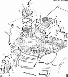 Chevrolet Equinox Grommet  Engine Fuel Intake Manifold
