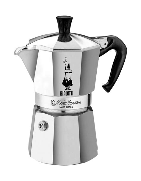 4.8 out of 5 stars based on 27 product ratings(27). Moka Express Coffee Maker 3 Cup