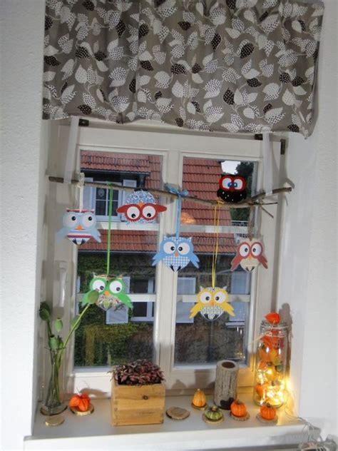 Herbst Fenster Dekoration by Deko Selber Machen And On