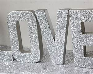 Faux metal letter copper rose gold initial home room decor diy for Silver letters freestanding