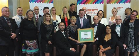 nztc awarded  cultural diversity  inclusion