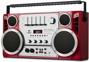 Diagram For A Boombox