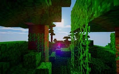 Minecraft 1080p Desktop Jungle Simple Tablet Mobile