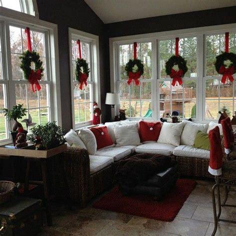 Weihnachtsdeko Wohnzimmer Fenster by Kreative Ideen F 252 R Eine Festliche Fensterdeko Zu